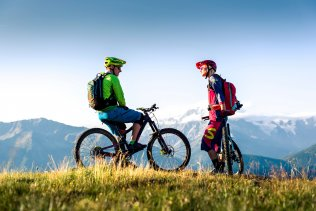 Mountainbike in Alto Adige