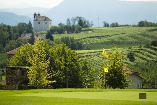 Golf in Appiano